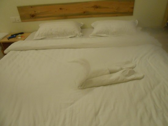 WhiteShell Beach Inn: la chambre