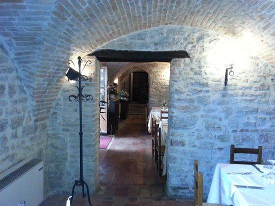 Il Convento - Antica Dimora Francescana Sec. XIII: sala interna