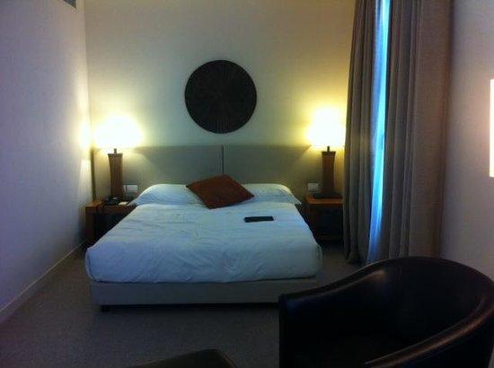 Radisson Blu Hotel, Milan: Chambre