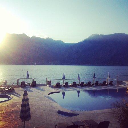 Hotel Sailing Center: Ausblick auf den Gardasee