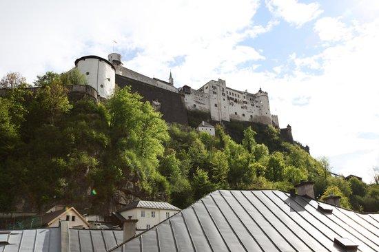Altstadthotel Kasererbräu: Ausblick Suiten