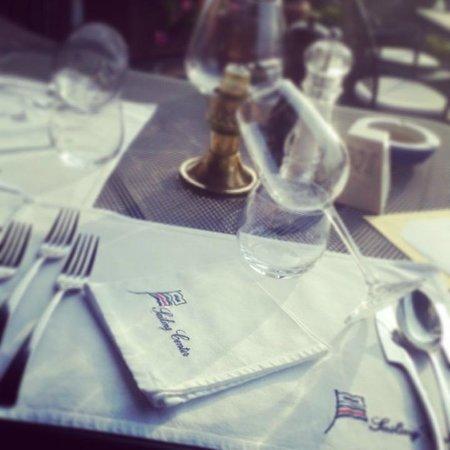 Hotel Sailing Center: Dinner