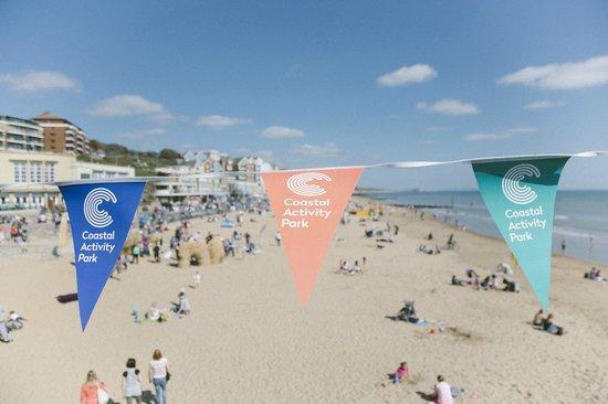 The Coastal Activity Park: Come and play at Boscombe's Coastal Activity Park!