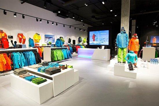 Norrona Concept Store Strommen