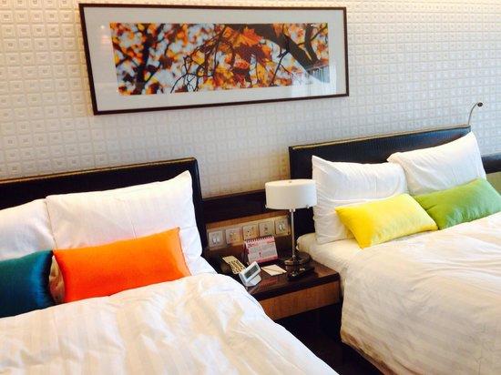 Royal Park Hotel: Beds