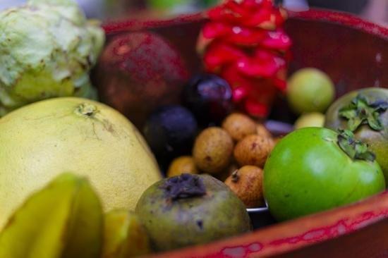 Cape Trib Exotic Fruit Farm: exotic fruits
