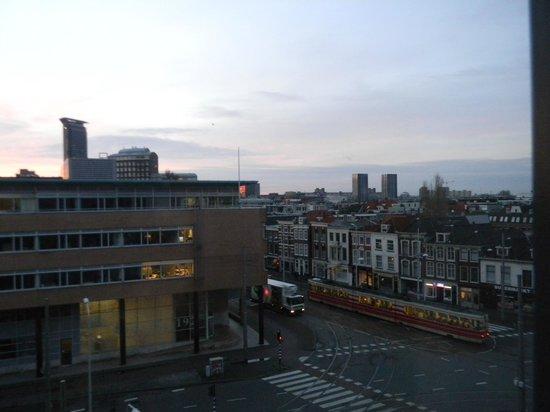 Mercure Hotel Den Haag Central : Вид из окна
