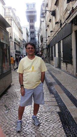 Cidade Baixa: RUA DE SANTA JUSTA