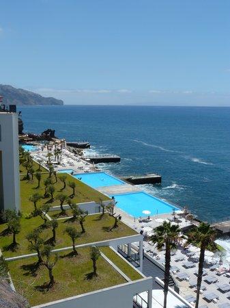 VidaMar Resort Hotel Madeira: les piscines extérieures