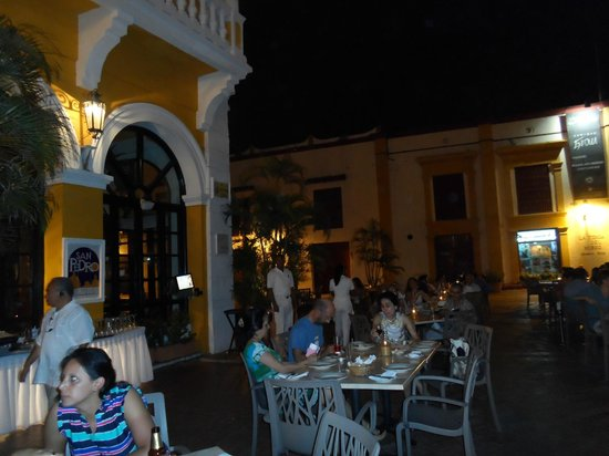 Decameron Cartagena : Restaurante San Pedro