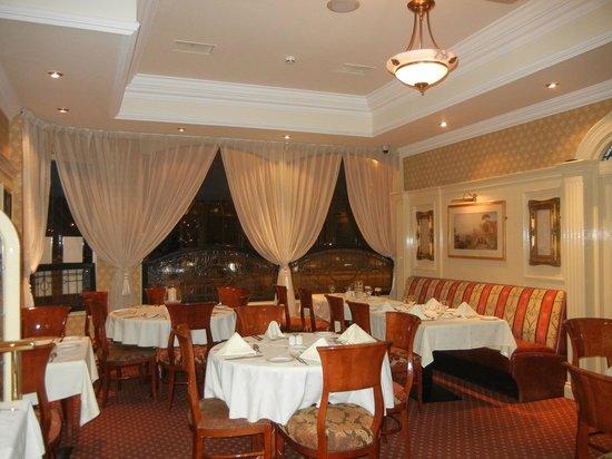 Granville Hotel: Dining room