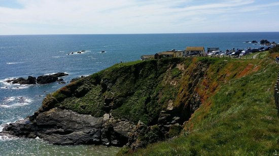 The Lizard and Kynance Cove: Lizard Point