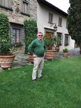 Castello di Verrazzano: The best host you could ask for