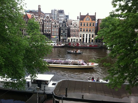 Amsterdam House Hotel : A room view a view