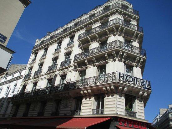 Hotel Excelsior Opera: ホテル外観
