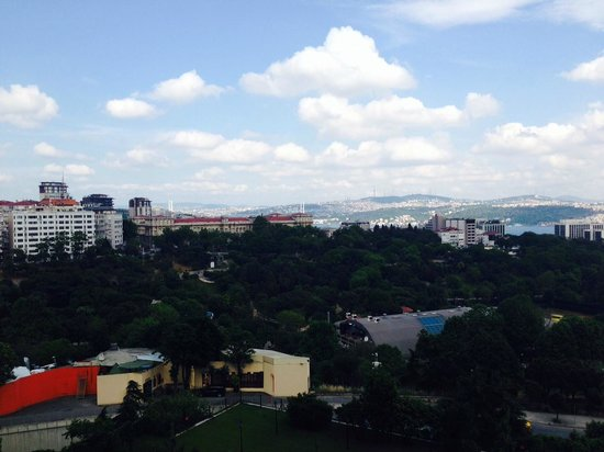 Hilton Istanbul Bosphorus: another view