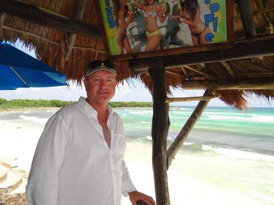 Playa Bonita: Great view.
