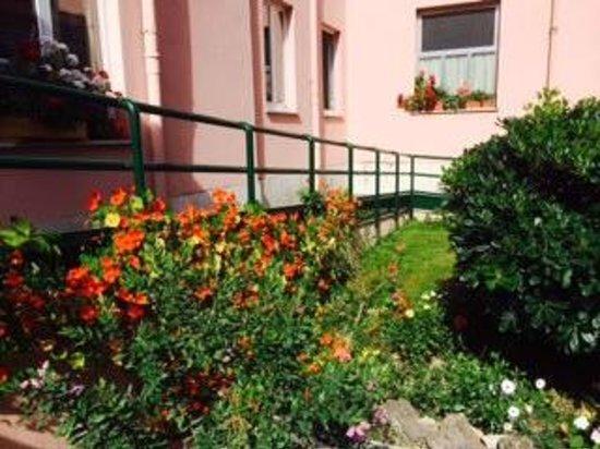 Foresteria Roma: Gardens