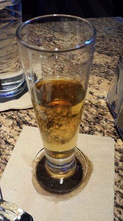 BJ's Restaurant & Brewhouse : Vanilla Creme Soda