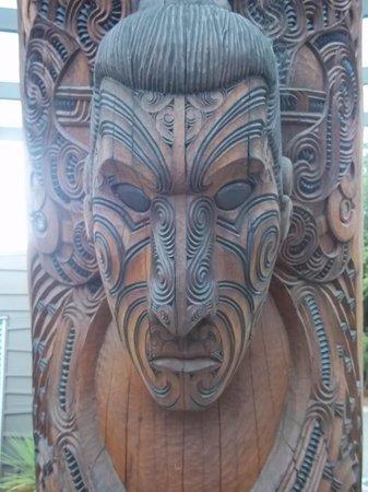 Te Puia: a moko of a warrior