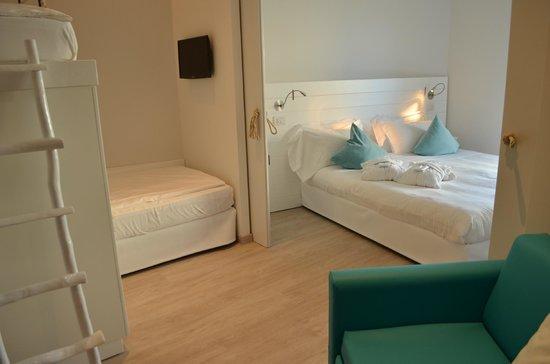 Hotel Solemare : Solemare room