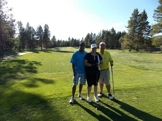 Sunriver Resort: Complementary Golf at Meadows Country Club