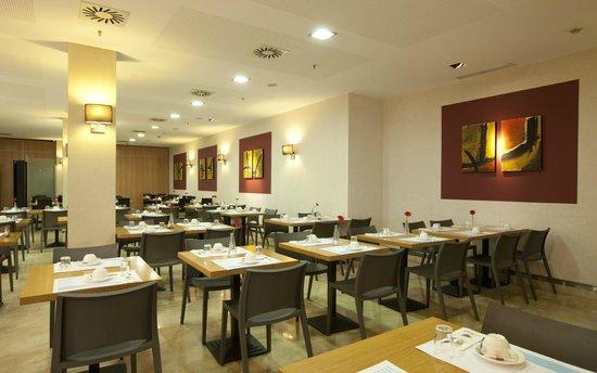 Vertice Sevilla: Buffet - Desayunos