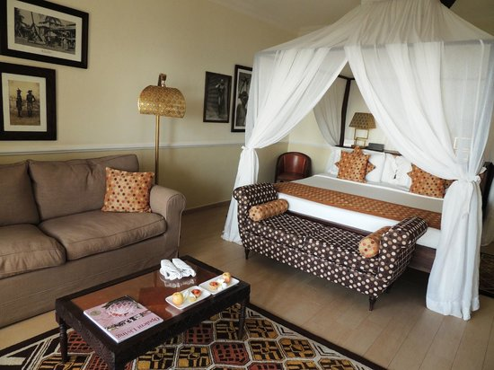 Hideaway of Nungwi Resort & Spa: LA CHAMBRE