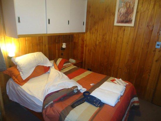 Hostal y Cabanas Don Juan: Vista de la habitación