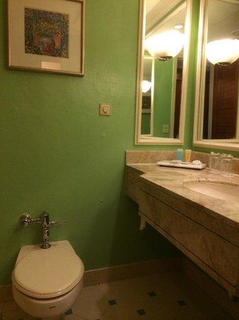 Hotel Royal Penang: Toilet- basic and stinky