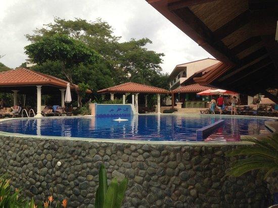 Hotel Parador: Pool