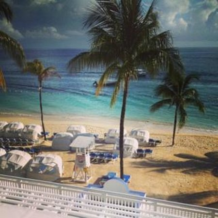 Beaches Ocho Rios Resort & Golf Club : View from our room!!!!!