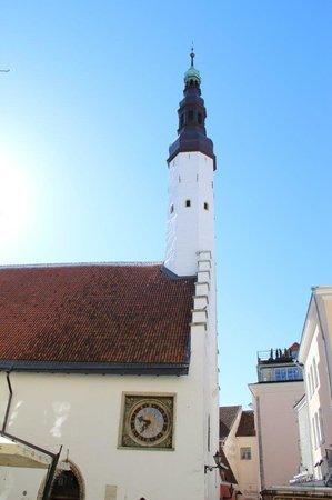 Church of the Holy Spirit Puhavaimu Kirik: Church of Holy Spirit