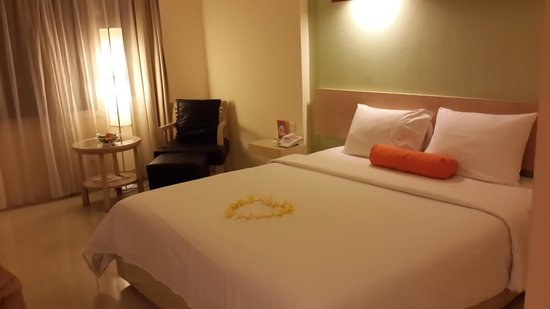 HARRIS Resort Kuta Beach: Clean room