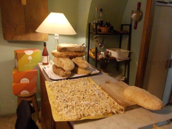 Le Bindi : Fatto in casa
