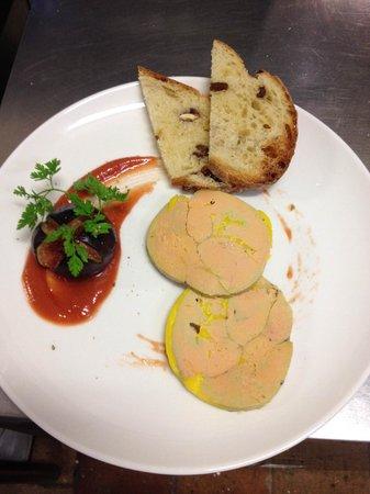 Hotel Particulier Montmartre : notre foie gras fait maison
