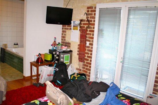 Kellers Bed & Breakfast : Room