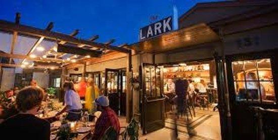 Food And Drink: The Lark Restaurant, Santa Barbara, CA.