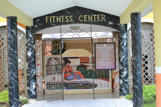 Hotel Playa Coco: spa and fitness center