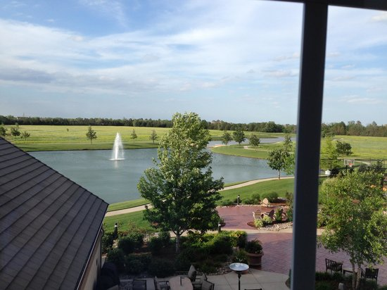 Homewood Suites by Hilton @ The Waterfront: View out back 1