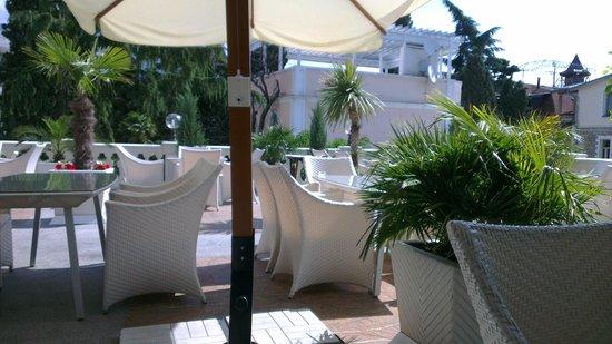 Villa Elena Hotel & Residences: Ресторан Гранд терраса