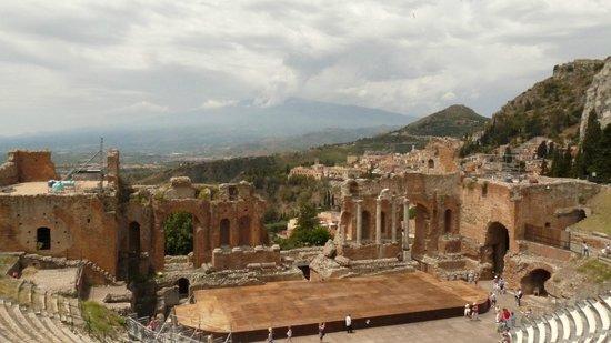 Greek Theatre : TAORMINA