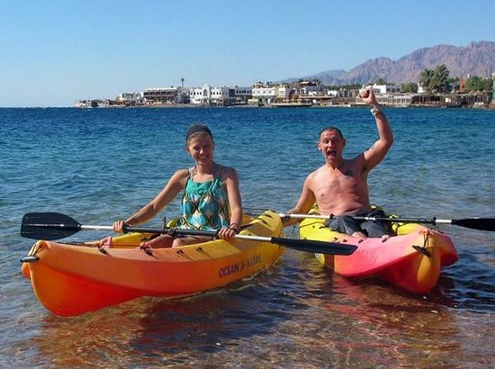 Red Sea Relax Resort: Kayaks Free For Guests
