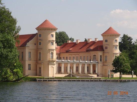 Maritim Hafenhotel Rheinsberg: Schloss Rheinsberg