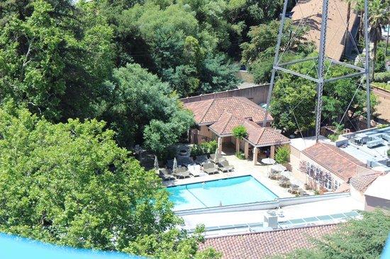 Fairmont Sonoma Mission Inn & Spa : Pool Bar