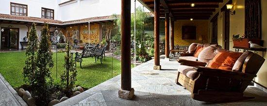 San Juan Hotel: Tras Patio