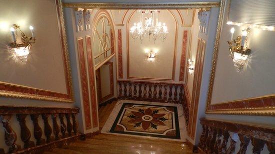 Regina Palace : scala