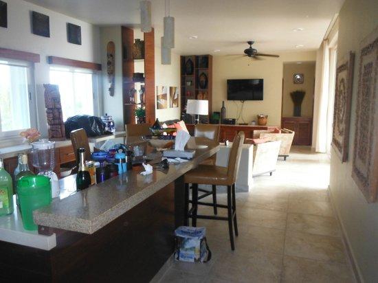 Ixchel Beach Hotel: inside 301/302 phase 1