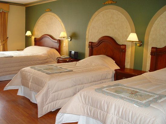San Juan Hotel: Triple