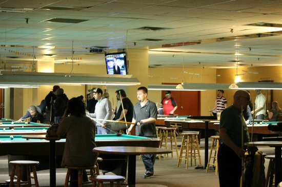 Nice place to play pool - Review of The Break Room, Kitchener ...